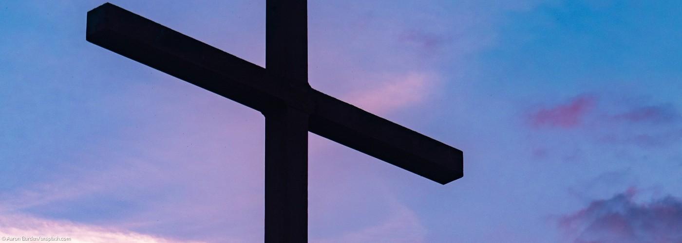 Symbolbild - Kreuz